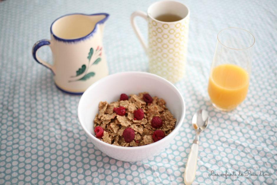 Fitness - Petit-déjeuner