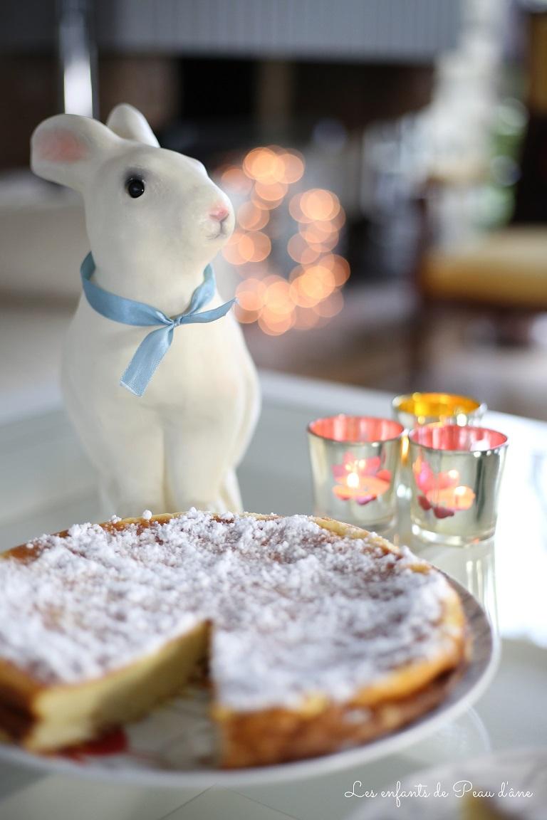Gâteau de Peau d'âne