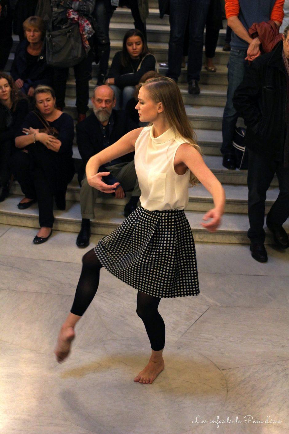 Opéra Garnier danseuse
