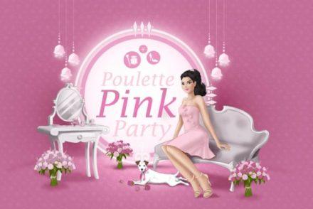Poulette Pink Party