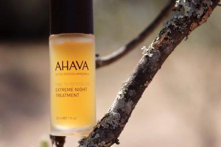 Ahava - Time to Revitalize