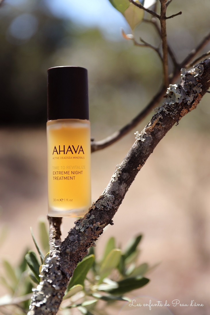 Ahava - Time to Revitalize
