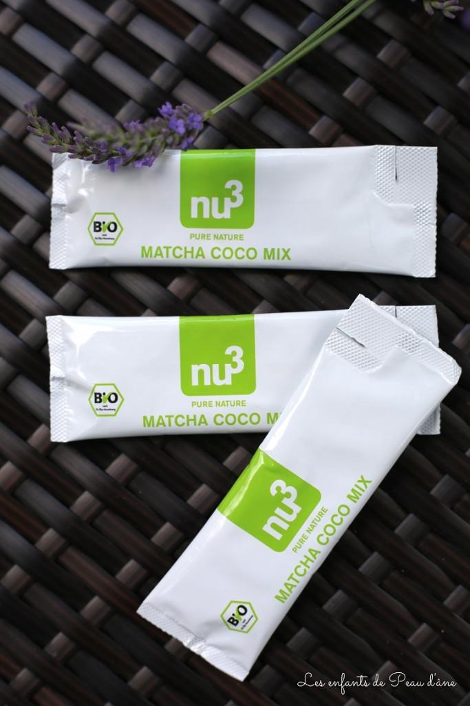 Matcha coco mix