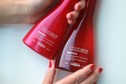 L'Oréal gamme Rectify Profiber