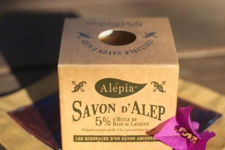 Alepia Savon d'Alep