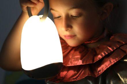 Pabobo lanterne Colombine