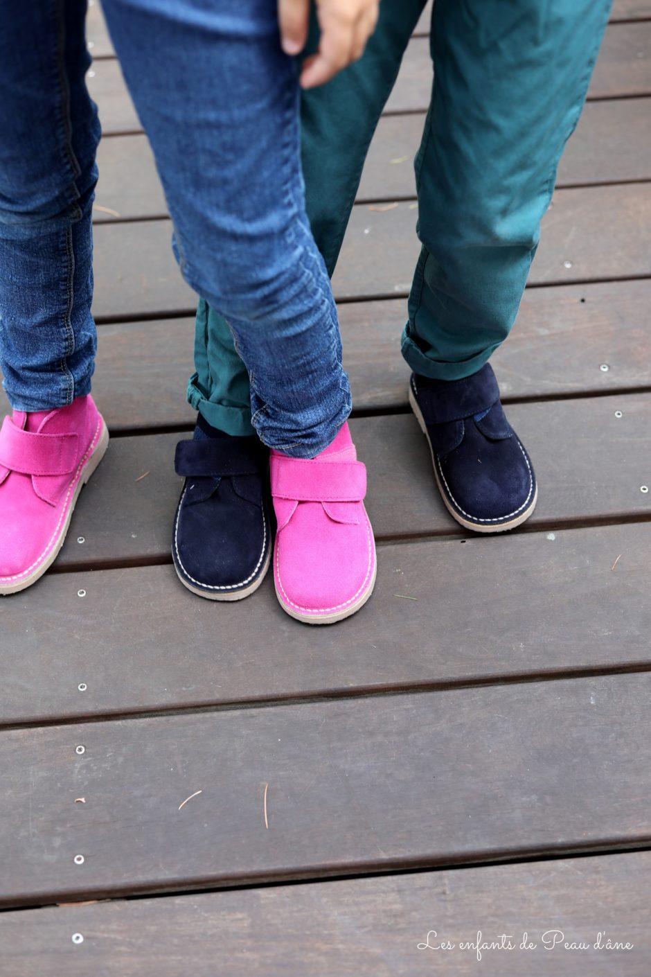 Pisamonas chaussures