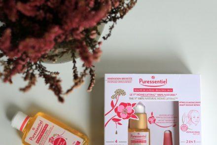 Puressentiel Elixir et huile rose musquée