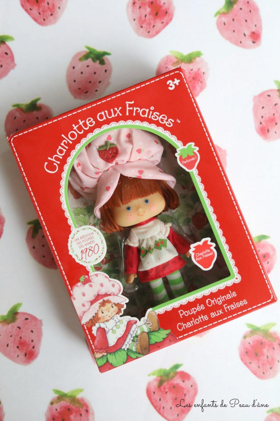 Charlotte aux fraises - Poupée