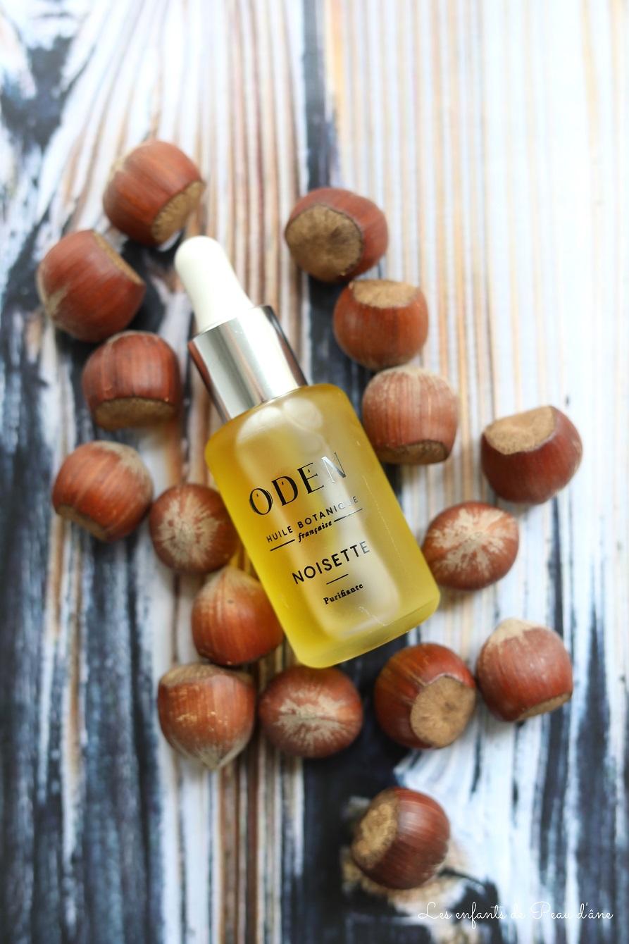 Oden huile botanique noisette