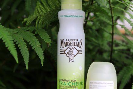 Le Petit Marseillais - Déodorant soin fraîcheur