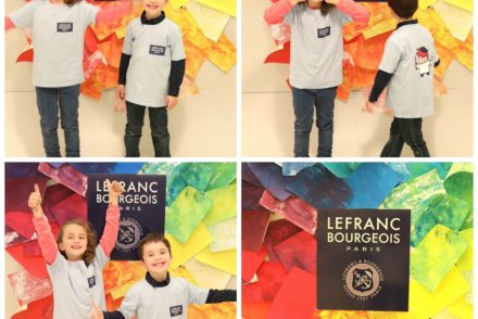 Lefranc Bourgeois - Collage