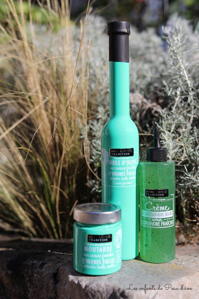 Savor & Sens - Condiments coriandre
