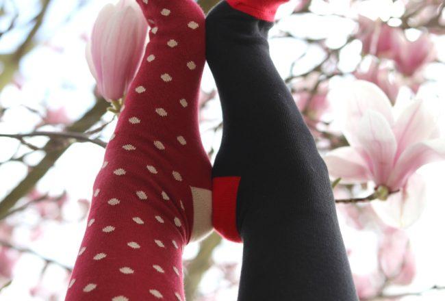 Archiduchesse - chaussettes pieds