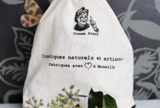 Comme Avant - PochoComme Avant - Pochon cosmétiques naturels et artisanauxn cosmétiques naturels et artisanaux