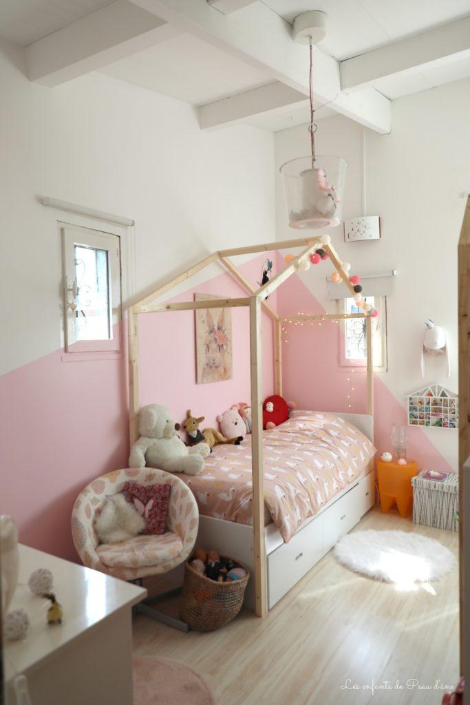 Une Chambre Transformee Grace A La Peinture Sikkens Les Enfants De Peau D Ane