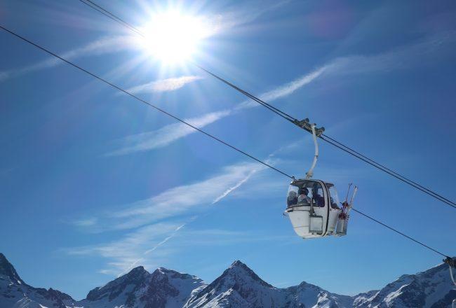 Les Deux Alpes - Oeuf