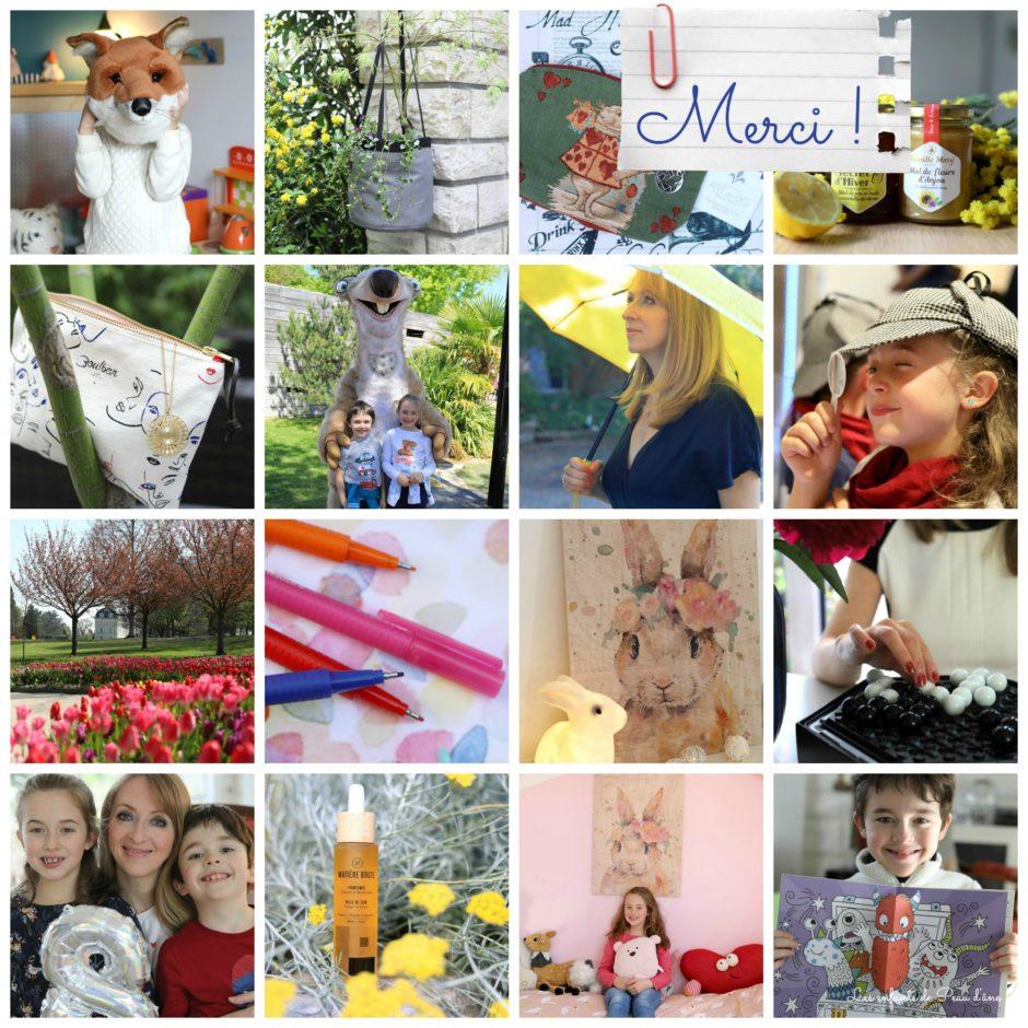 Anniversaire blog 4 ans