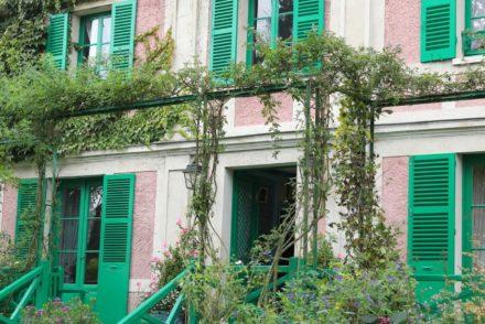 Fondation Claude Monet - Maison
