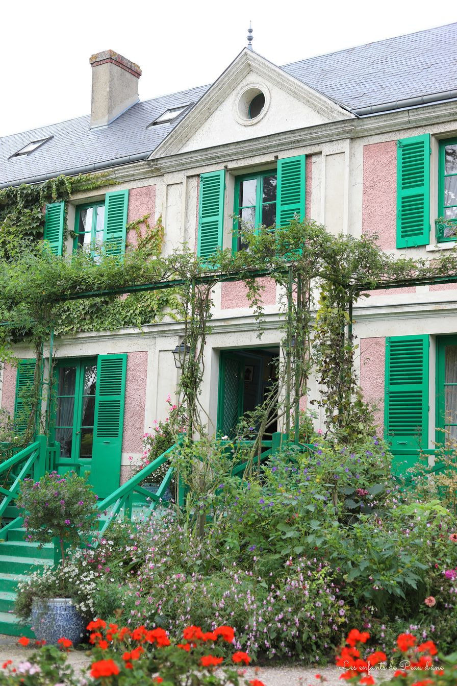 Fondation Claude Monet - Maison