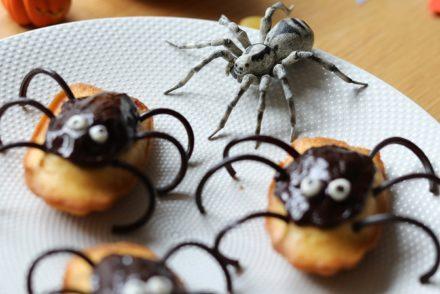 Papo - Araignée sur assiette