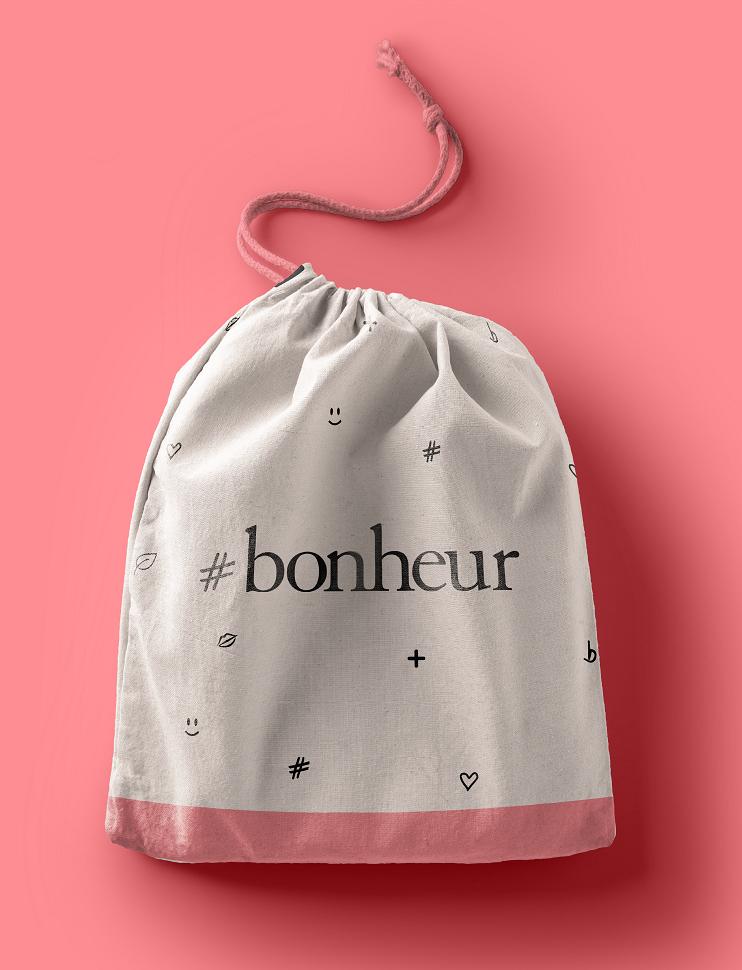 #bonheur - Pochon