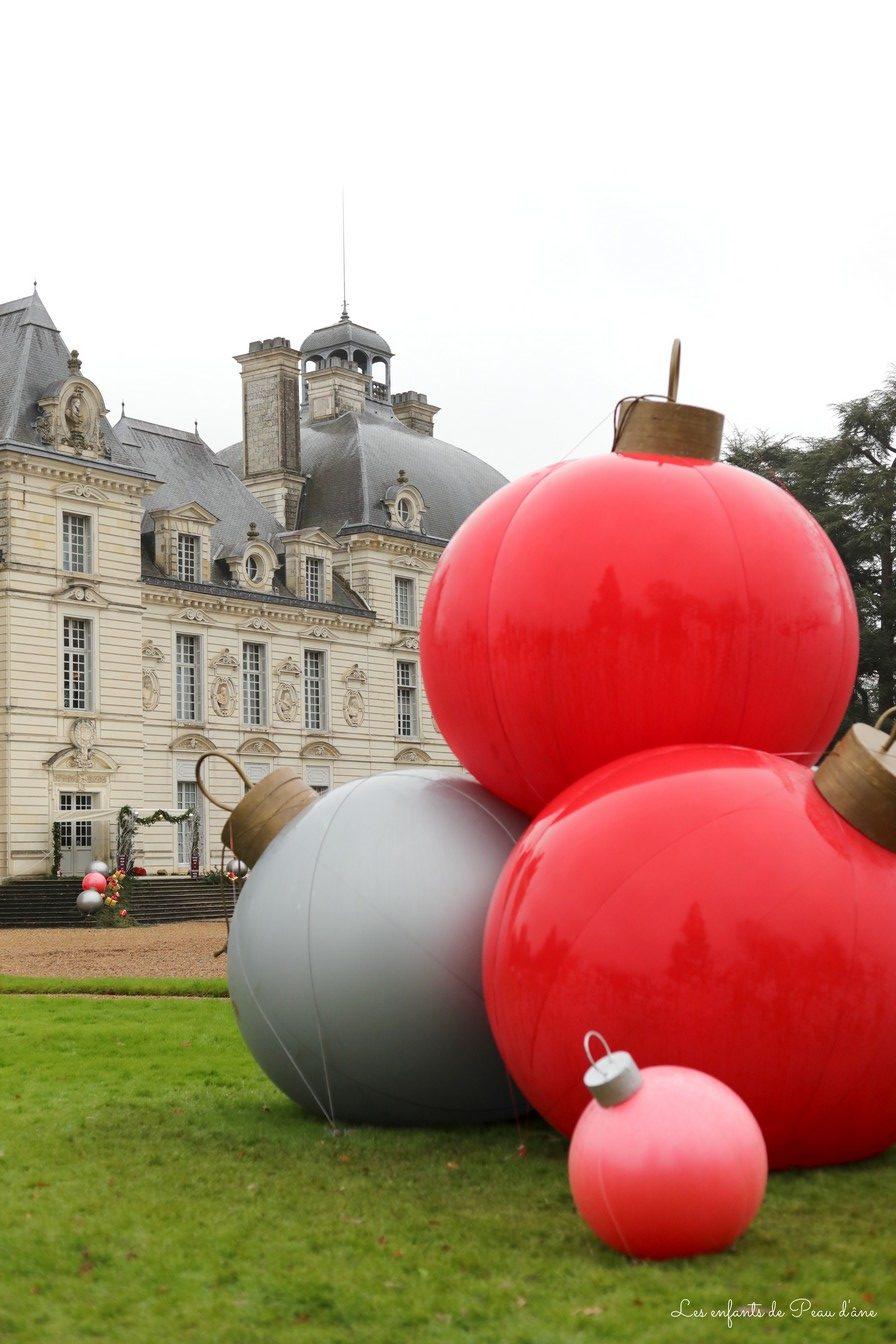 Château - Boules géantes