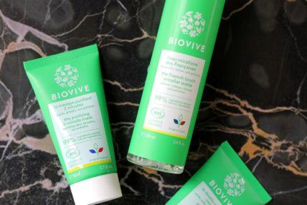 Biovive - 3 produits