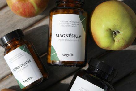 Vegalia - Probiotiques curcuma magnésium
